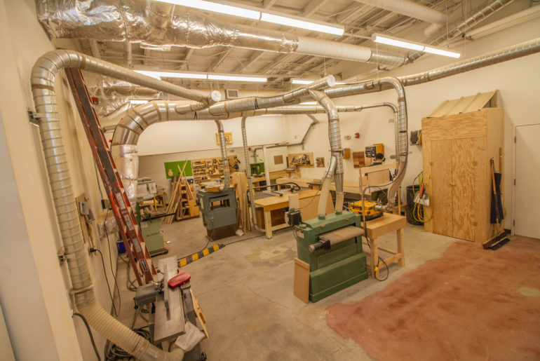 Home Hardware wood shop