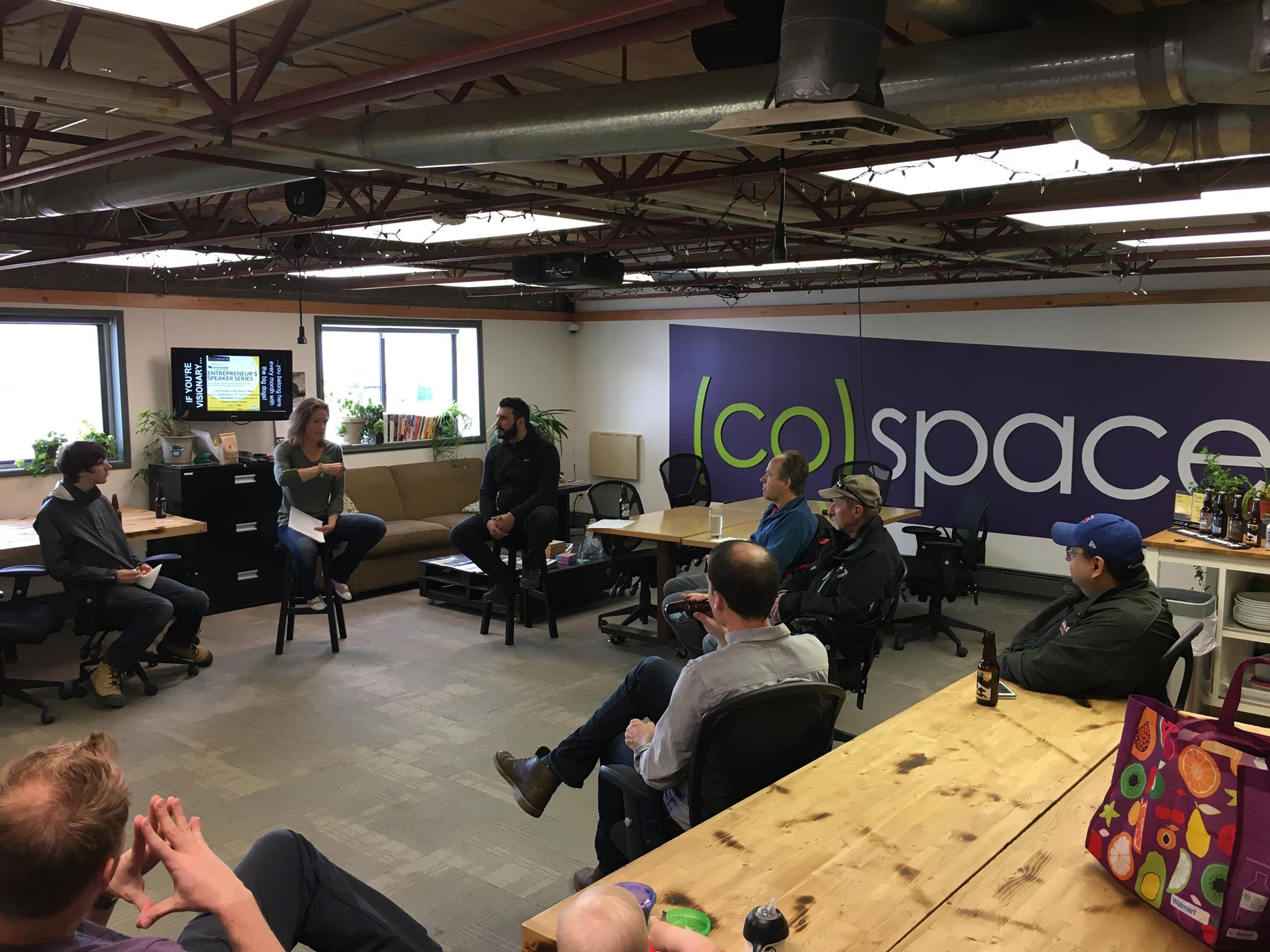 YUKONSTRUCT MAKERSPACE SOCIETY LAUNCHED (CO)SPACE, A RALLYING POINT FOR GROWING THE YUKON'S ENTREPRENEURIAL COMMUNITY